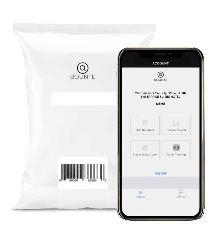 BOUNTE™ App + Bag