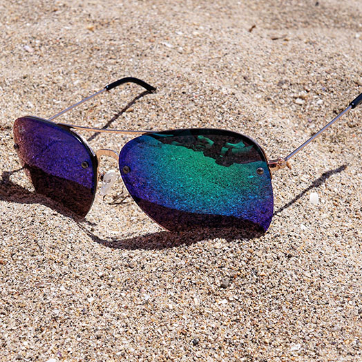 Lost sunglasses